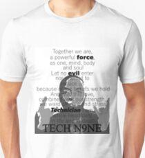 Tech N9ne  - The Pledge Unisex T-Shirt