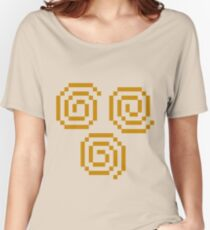 8bit Air Nomad Symbol2 3nigma Women's Relaxed Fit T-Shirt