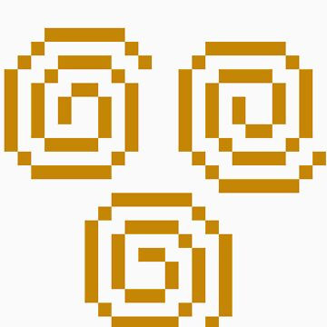 8bit Air Nomad Symbol2 3nigma by CrissChords