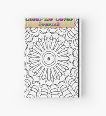 Color the Cover Journal and Sketchbook Hardcover Journal
