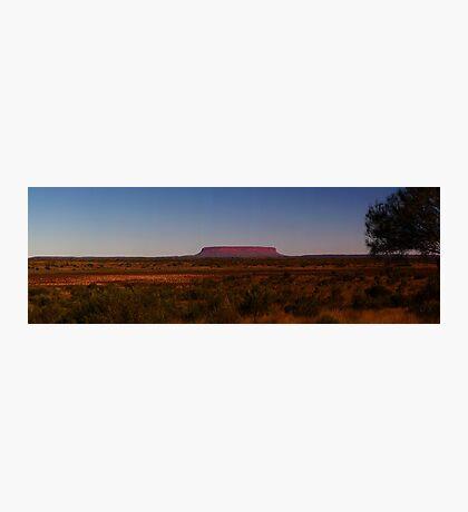 Mount Conner - Northern Territory Australia Photographic Print