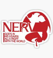 NERV Sticker
