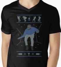 Holiday Bling (original) Men's V-Neck T-Shirt
