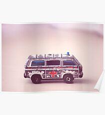 Toy Ambulance Poster