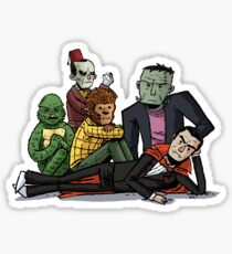 The Monster Club Sticker
