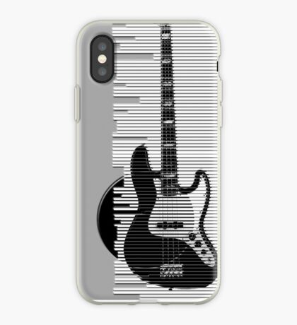 bassic 2 iPhone Case