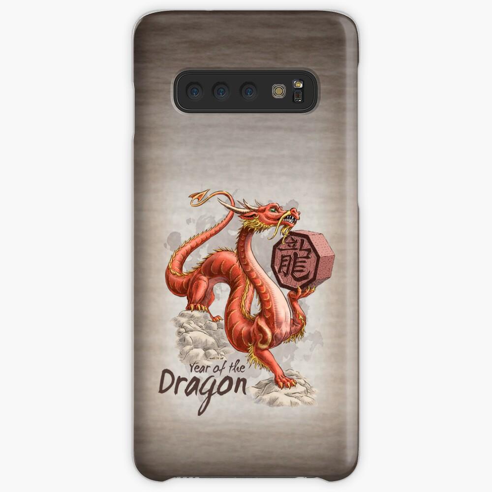 Chinese Zodiac - the Dragon Case & Skin for Samsung Galaxy