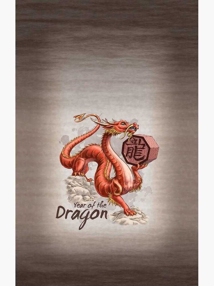 Chinese Zodiac - the Dragon by stephsmith