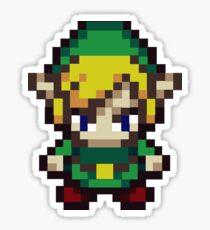 Link 8-bit Sticker