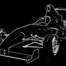 race car  by tinncity