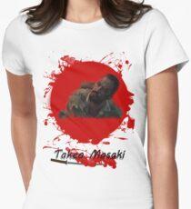 Takeo Masaki Women's Fitted T-Shirt