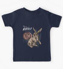 Chinese Zodiac - The Rabbit Card Kids Tee