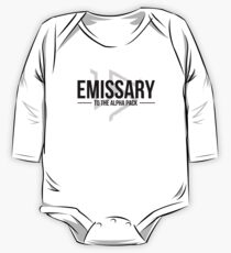 emissary to the alpha pack One Piece - Long Sleeve