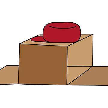 My Boy Is A Box! by rubenwills