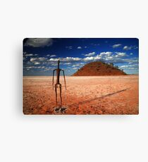 Inside Australia Canvas Print