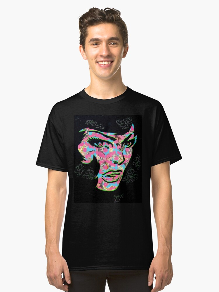 Alternate view of Pierced Classic T-Shirt