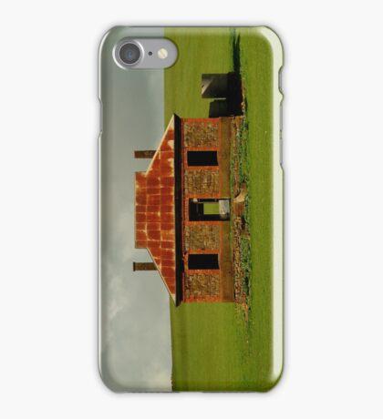 Passing Storm, Burra Ruins iPhone Case/Skin