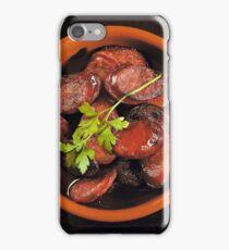Mexican Chorizo iPhone Case/Skin