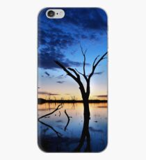 Lake Fyans, Blue Lagoon iPhone Case