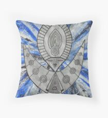 Sirius Starssed Throw Pillow
