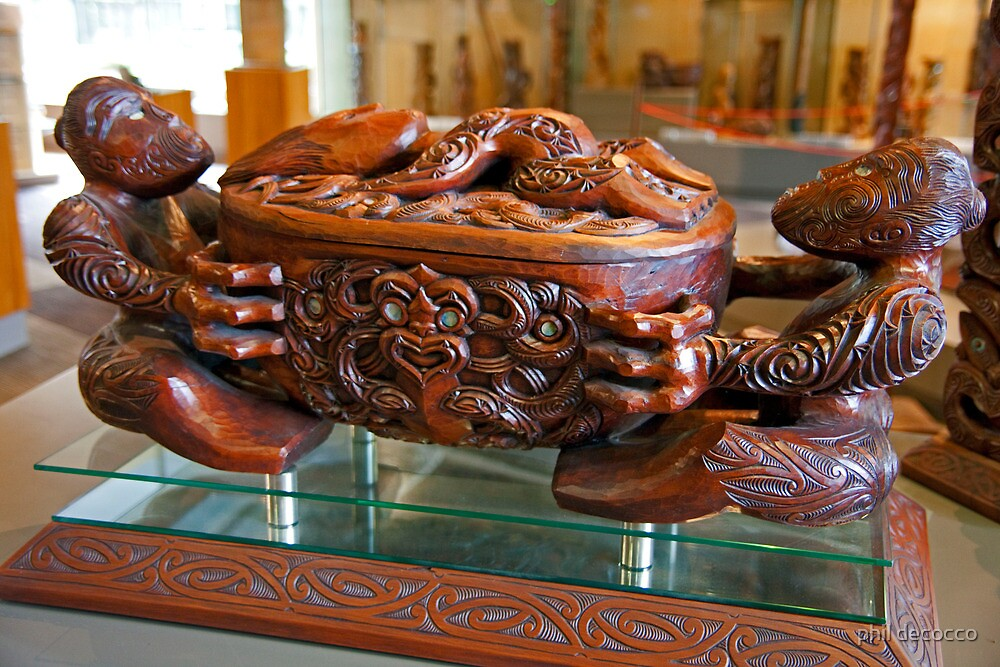 Rotorua Art by phil decocco