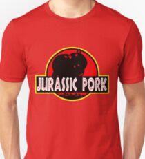 b9f25460a6 Jurassic Pork T-Shirts   Redbubble