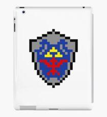 Hylian Shield 8-bit iPad Case/Skin