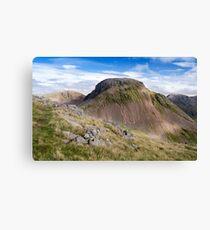 Great Gable, Lake District National Park Canvas Print