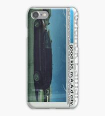 Good Kid mA.A.d City Phone Case iPhone Case/Skin
