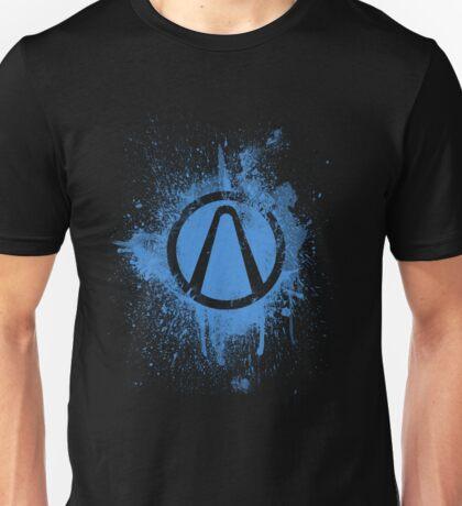 Vault Logo Splatter [V1] Unisex T-Shirt