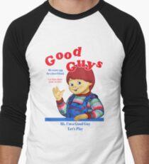 Good Guys Men's Baseball ¾ T-Shirt