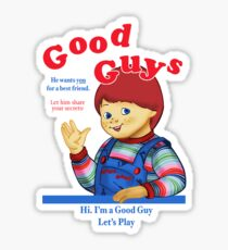 Good Guys Sticker