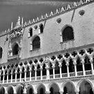 Procuratie Vecchie, Venice   by Rodney Johnson