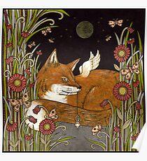 Fox Fae Poster