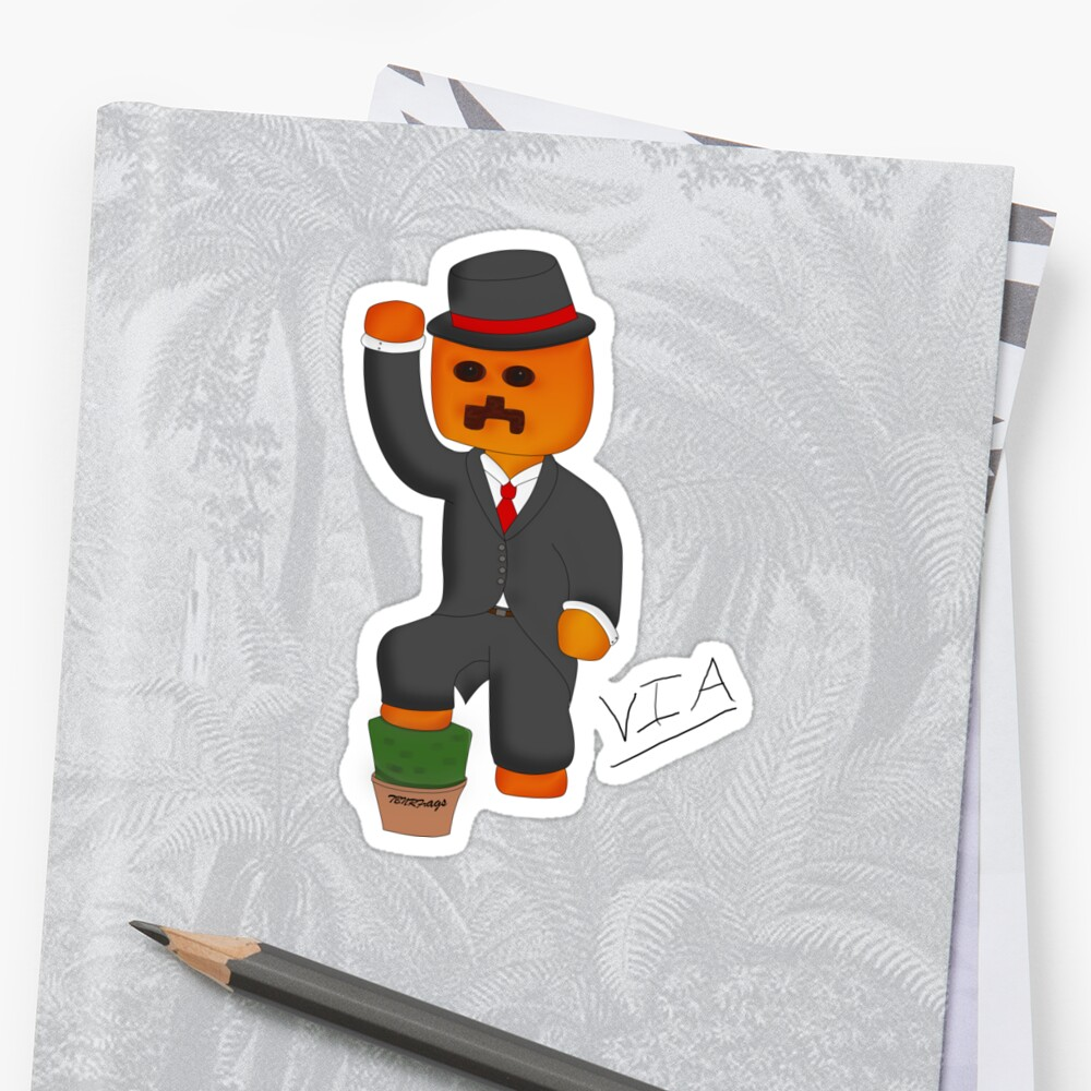 Quot Tbnrfrags Prestonplayz Quot Stickers By Buzztutu Redbubble