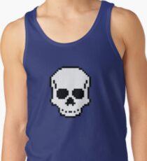 Pixel Skull Tank Top