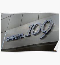 Shibuya 109 - 3 Poster