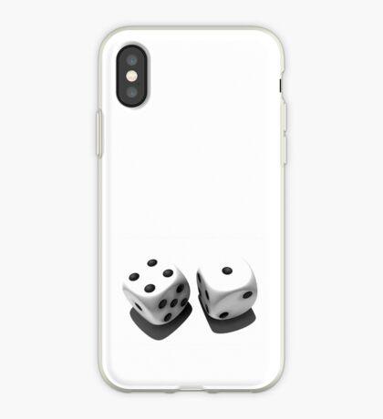 dice iPhone Case