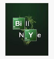 Bill Nye the Science Guy Photographic Print