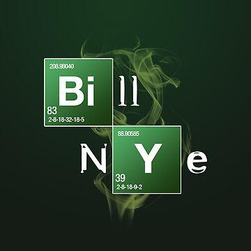 Bill Nye the Science Guy by AlexBoatman