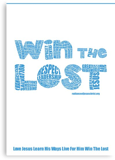 Four Fold Mission - Win The Lost by RadianceJC