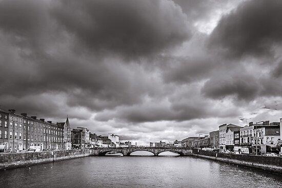 St Patrick's Bridge, Cork, Ireland by Donncha O Caoimh