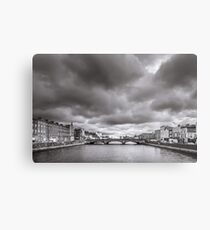 St Patrick's Bridge, Cork, Ireland Metal Print