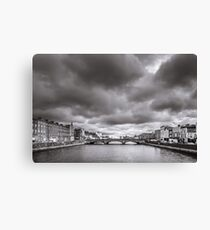 St Patrick's Bridge, Cork, Ireland Canvas Print