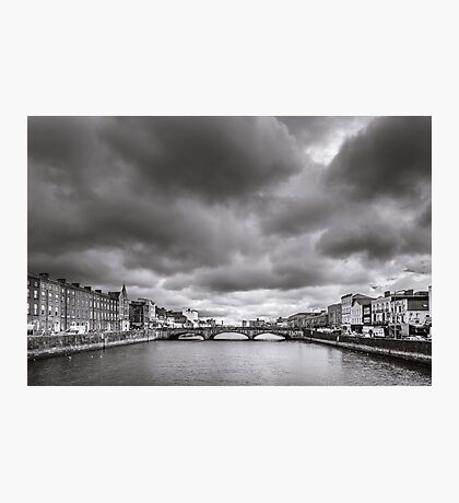St Patrick's Bridge, Cork, Ireland Photographic Print