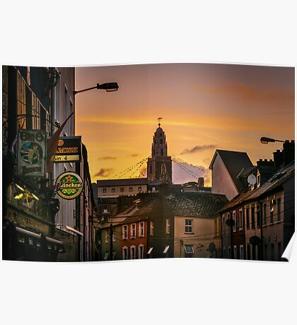 Shandon Bells from Afar Poster
