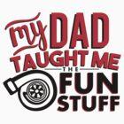 My dad taught me the fun stuff - turbo 2 by TswizzleEG