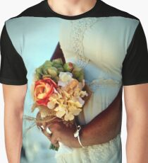 Bride's Bouquet Graphic T-Shirt