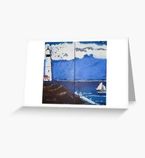 The Light House Greeting Card
