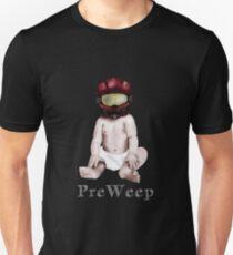PreWeep Shirt - Red Unisex T-Shirt